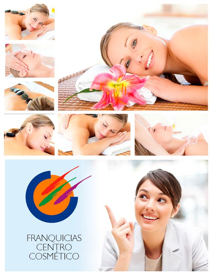 franquicias centro cosmetico