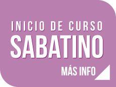 proximo curso sabatino