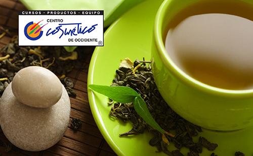 6 secretos de belleza del té verde
