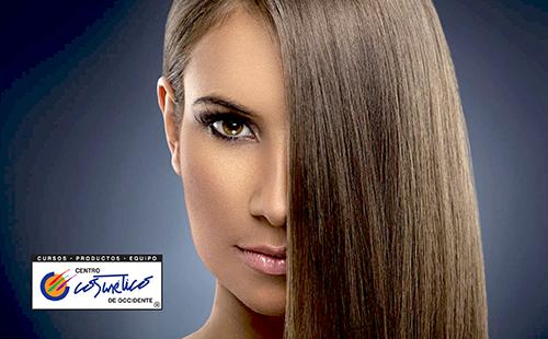 Alisa tu pelo con una crema casera
