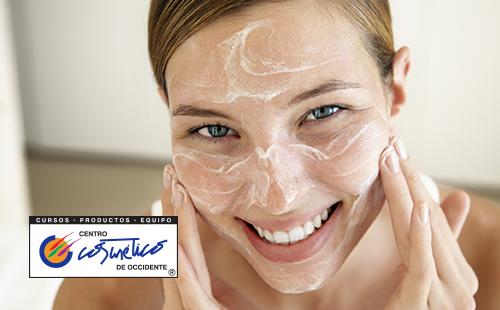 Microdermoabrasión casera para tratar arrugas, manchas y cicatrices