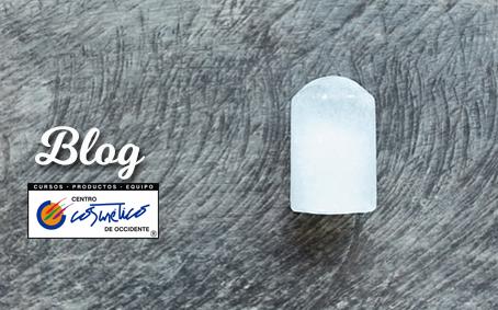 Desodorante de piedra