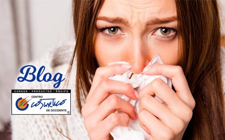 3 pasos para vencer una gripa