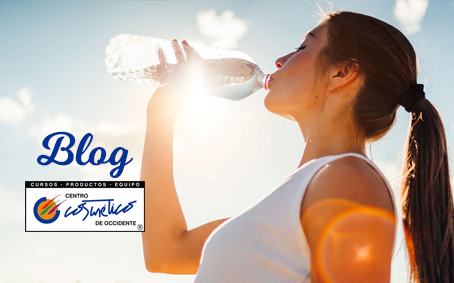 Tips para beber más agua a diario